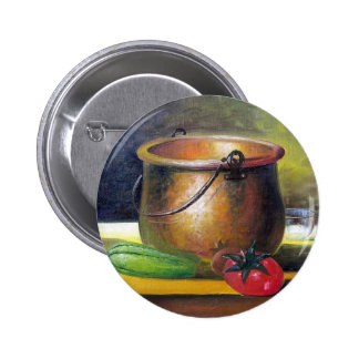 METAL PAN - by LEOMARIANO Button