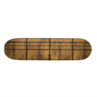 Metal Panels1 Skateboard