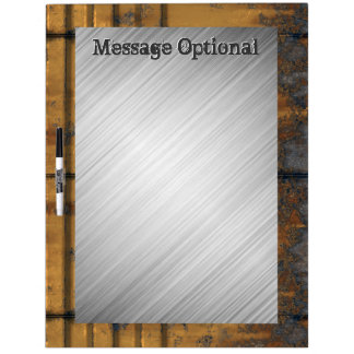 Metal Panels 1A Dry-Erase Board Options