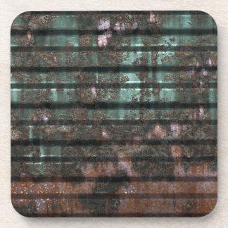 Metal Panels 2  Coaster