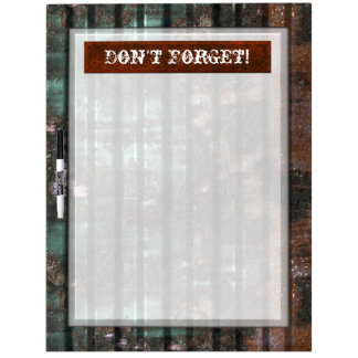 Metal Panels 2 Dry-Erase Board Options