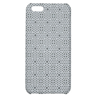 Metal Pattern Hardcore iPhone & iPad covers Case For iPhone 5C