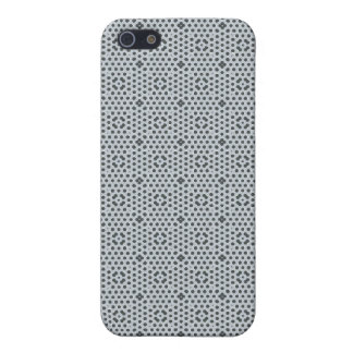 Metal Pattern Hardcore iPhone & iPad covers iPhone 5/5S Cover