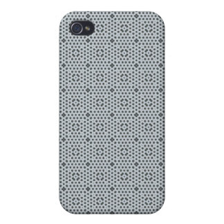 Metal Pattern Hardcore iPhone & iPad covers iPhone 4 Cases