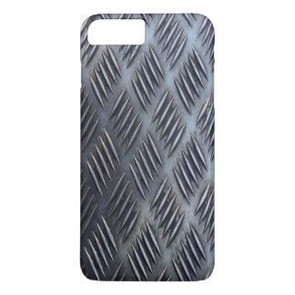 Metal Pattern iPhone 8 Plus/7 Plus Case