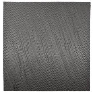 Metal Pattern Napkin