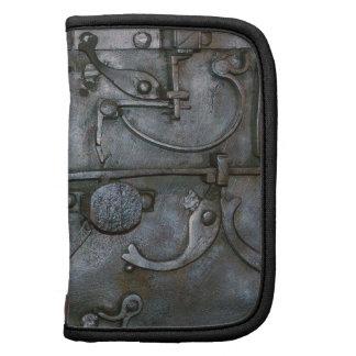 Metal pesado del hierro del Grunge Planificadores