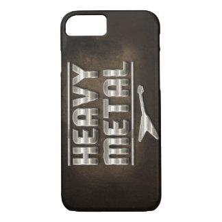 """""""Metal pesado """" Funda iPhone 7"""