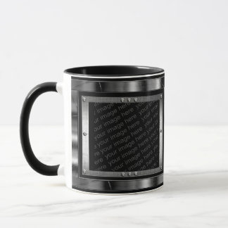 Metal Photo Frames Mug