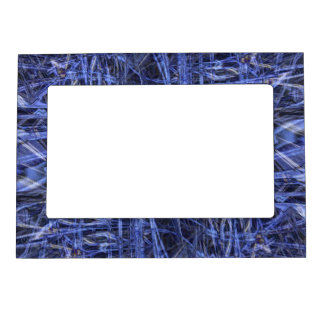 Metal Pipes Magnetic Picture Frame