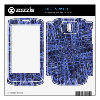 Metal Pipes Skins For HTC Touch HD