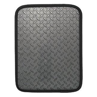 Metal Plate Look #1 iPad / iPad 2 Sleeve Cover