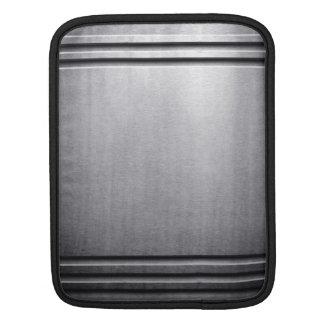 Metal Plate Look #3 iPad / iPad 2 Sleeve Cover