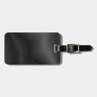 Metal plateado del alto grado etiquetas bolsa
