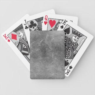 """""""Metal"""" Playing Cards"""