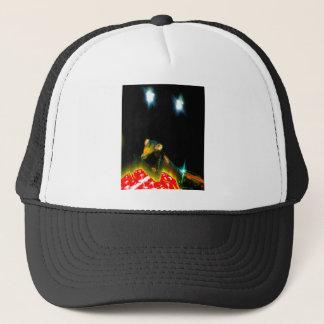 Metal Praying Mantis - 2.jpg Trucker Hat