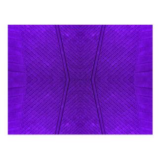 metal púrpura postal