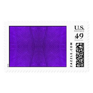 Metal púrpura franqueo