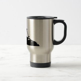 Metal que detecta - frustrado otra vez - la taza