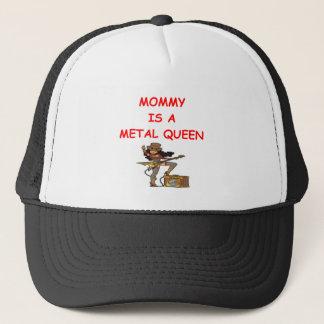 METAL queen Trucker Hat