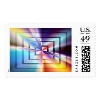 Metal Rectangles Postage