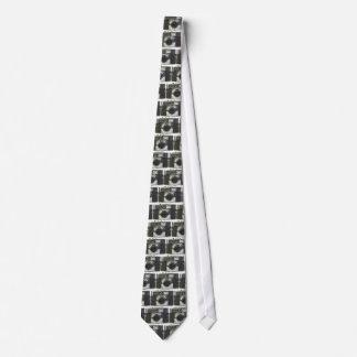 Metal recto corbatas personalizadas
