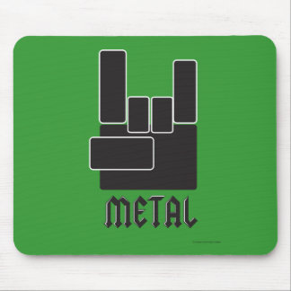 Metal Rocks! Mouse Pads
