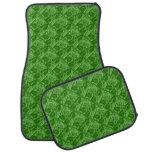 zazzle custom car mats, elegant car mats, textured