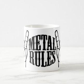 Metal Rules Morphing Mug