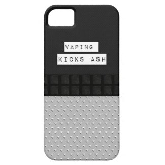Metal Spikes Vape iPhone 5 Covers