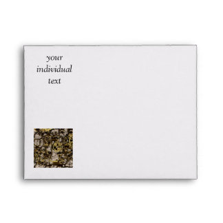 Metal Steampunk Envelope