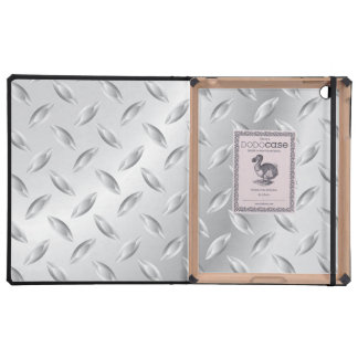 Metal Texture iPad Case