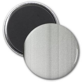 Metal texture refrigerator magnet