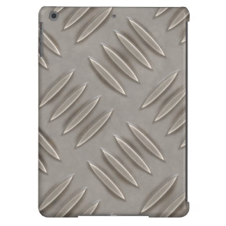 Metal Texture TPD iPad Air Cover