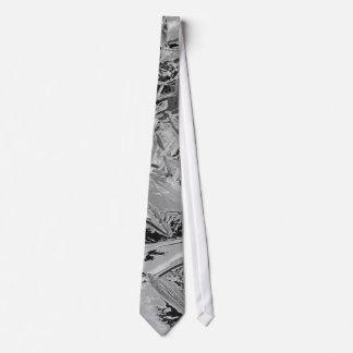 Metal (tie) tie