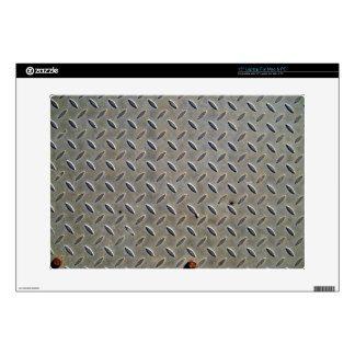 Metal Tread Texture Skins For Laptops