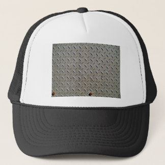 Metal Tread Texture Trucker Hat