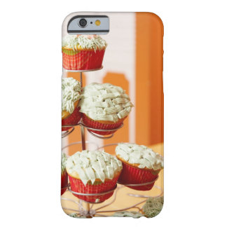 Metal tree displaying frosted cupcakes barely there iPhone 6 case