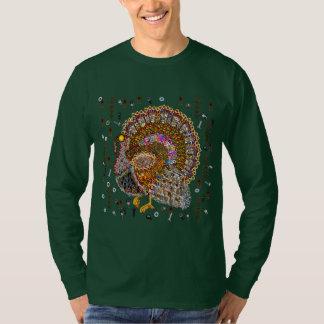 Metal Turkey T-Shirt