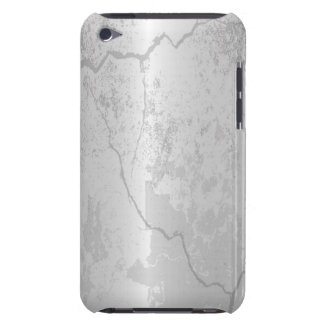 Metal watermark iPod touch case