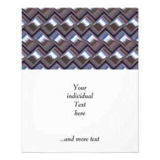 metal Weave blue (I) Flyer
