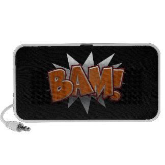 Metal-Wood-BAM Speaker