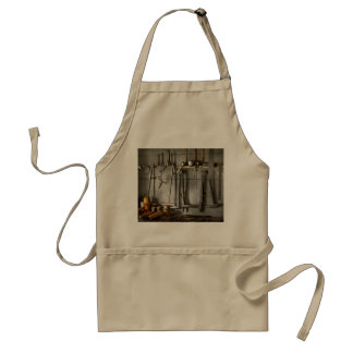 Metal Worker - Tools of a tin smith Adult Apron