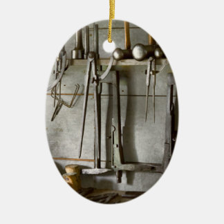 Metal Worker - Tools of a tin smith Ornaments