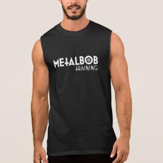 METALBOB TRAINING MUSCLE TEE