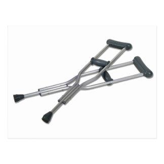 MetalCrutches082010 Postcard