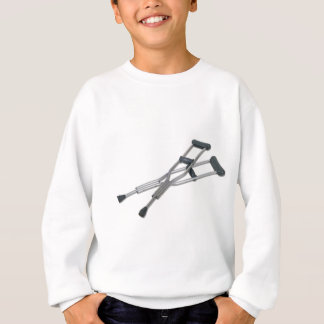 MetalCrutches082010 Sweatshirt