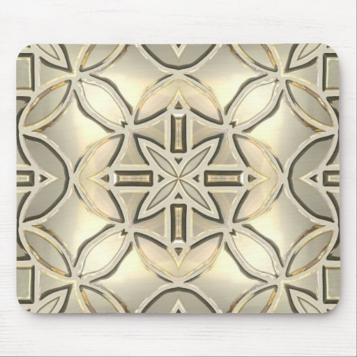 Metales preciosos bizantinos mousepad