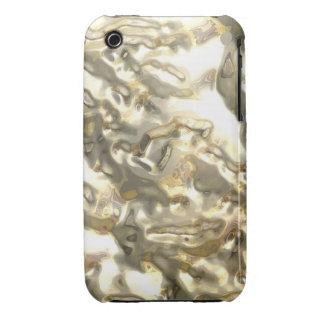 Metales preciosos - crudos iPhone 3 cárcasa