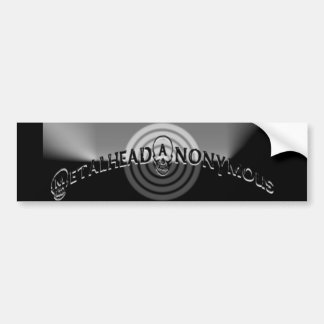 MetalheadAnonymous Sticker